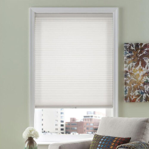 Just Shades Corporation | Cellular Shades | 9/16 Single Cell Light Filtering
