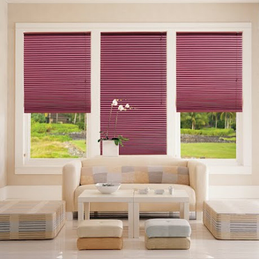 Cellular Shades & Sliders| 9/16 Single Cell Blackout | Just Shades Corporation